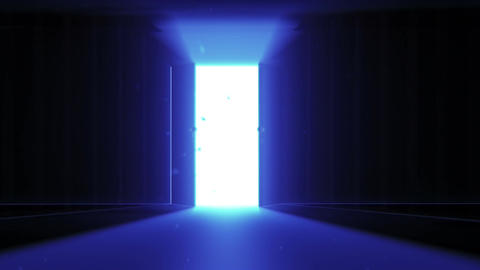 Mysterious Door v 4 4 Stock Video Footage