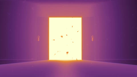 Mysterious Door v 4 5 Animation