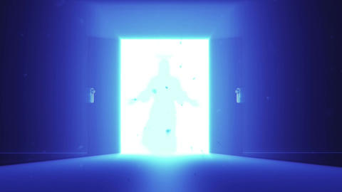 Mysterious Door v 4 9 jesus Animation