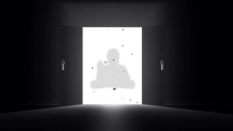 Mysterious Door v 4 11 buddha Animation