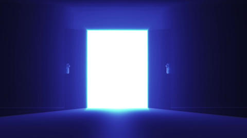 Mysterious Door v 5 4 Animation