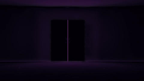 Mysterious Door v 5 10 Stock Video Footage
