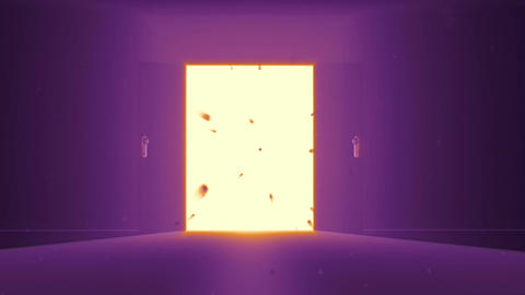 Mysterious Door v 5 10 Animation