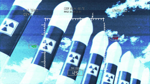 Nuclear Rockets 3 Animation