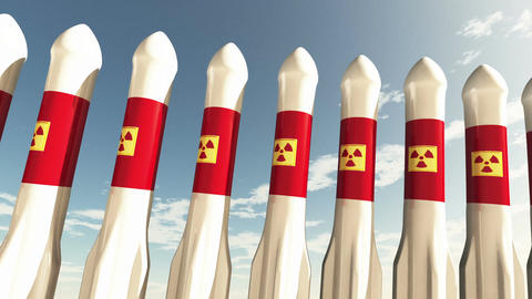 Nuclear Rockets 13 Animation