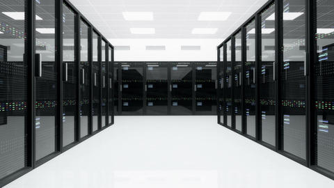 Server Room 2 Footage