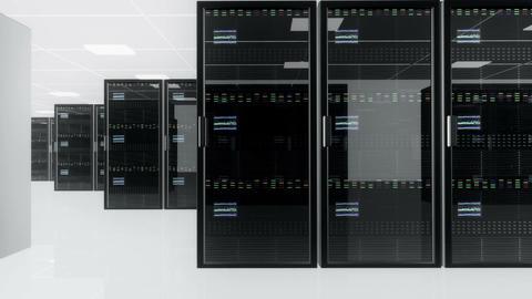 Server Room 6 Footage