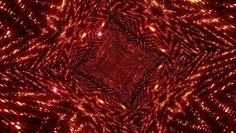 Shining Stars Tunnel 5 Animation