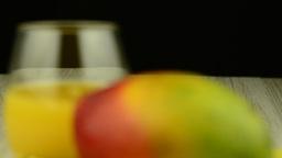 Apple mango Stock Video Footage