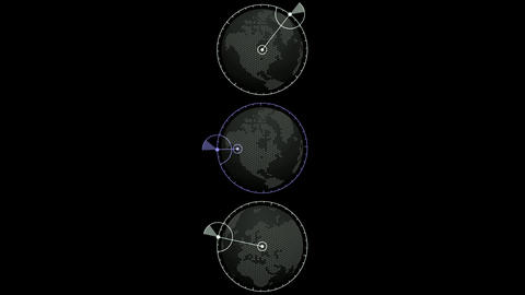 global GPS,earth map,city map,military Radar GPS screen display,navigation inter Footage