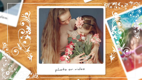 Classic Slideshow After Effects Template