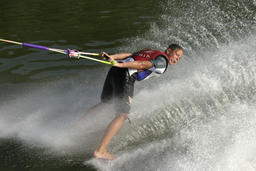 waterskiing Foto