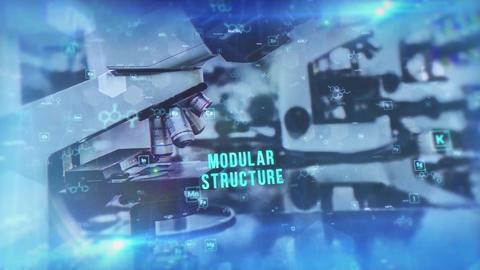 Medical High-Tech Slideshow After Effects Template