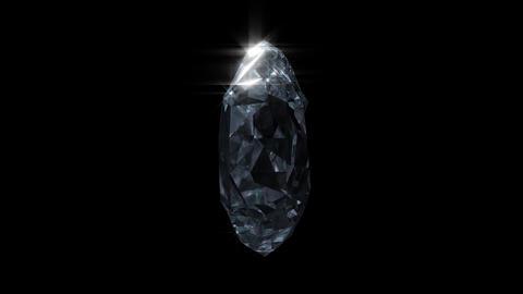 crystal 01 動画素材, ムービー映像素材