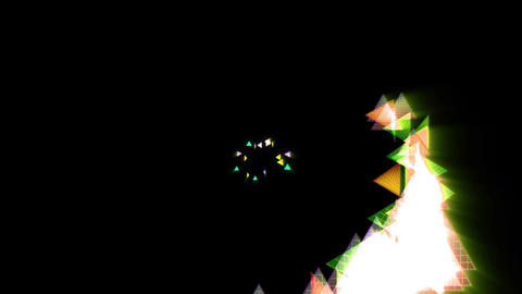 particle 33 5 Stock Video Footage