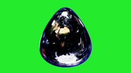 Rain Drop Earth Stock Video Footage