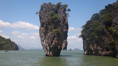 James Bond Island Footage