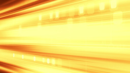 Abstract background with stripes, gold version Stock Video Footage