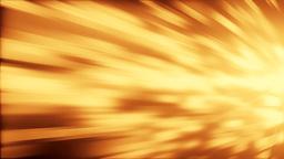Motion Streaks Loop, gold version Stock Video Footage
