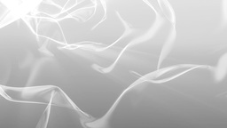 Abstract Silver Waving Background stock footage