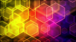 High quality colourful background animation Stock Video Footage