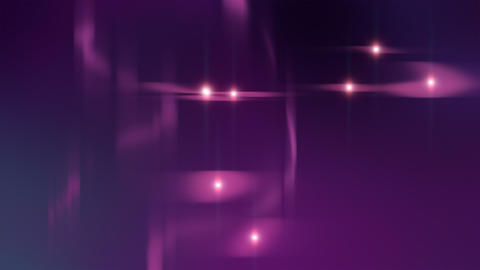 Purple and Pink Flow Animation Loop Stock Video Footage