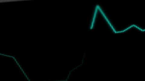 Operation Monitor Macro 2 Stock Video Footage