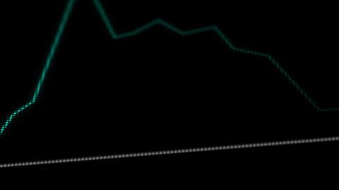 Operation Monitor Macro 4 Stock Video Footage