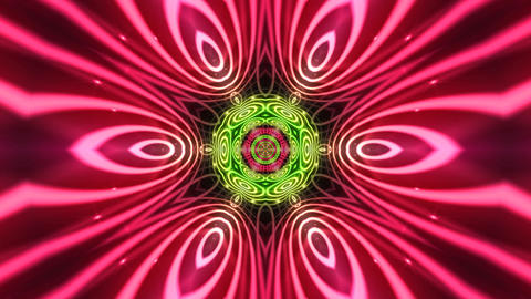 psychedelic world CG動画