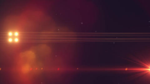 Starlight Looping Background Stock Video Footage