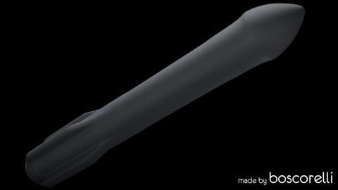 Rocket 3 D model C 4 D 3D Model