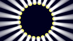 VOLUMETRIC LIGHTS Stock Video Footage