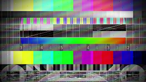 Bad tv 7 Stock Video Footage