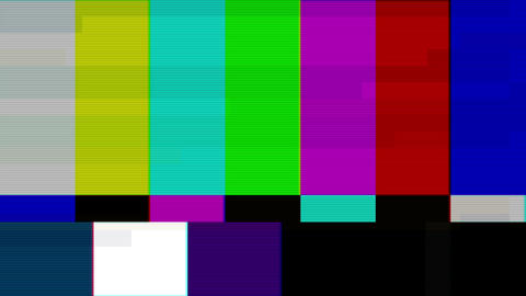 Bad tv 14 Stock Video Footage