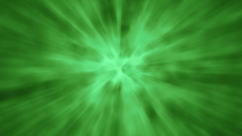 aura green Animation