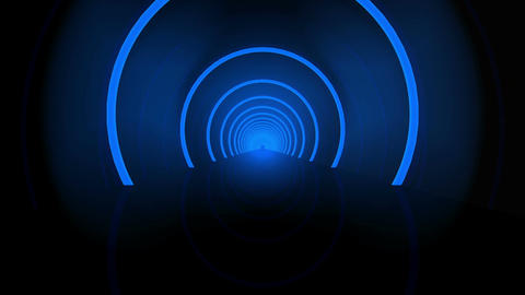 Tunnel 1 Stock Video Footage