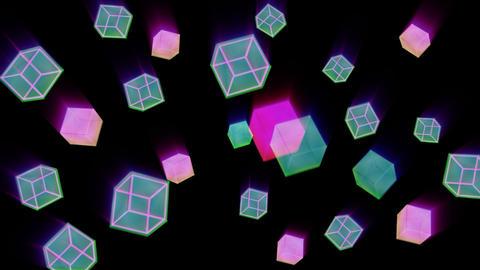 cube 02 CG動画