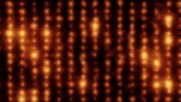 Flashing Lights Animated Background. stock footage
