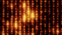 Flashing Lights Animated Background Stock Video Footage