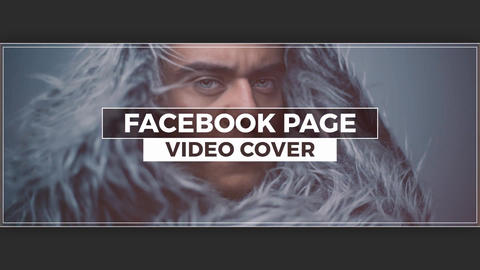 Facebook Video Banner After Effects Template