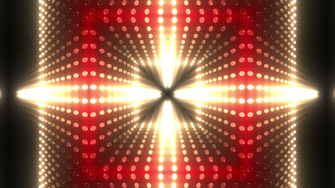 LED Kaleidoscope Wall 2 W Db M 1g HD stock footage