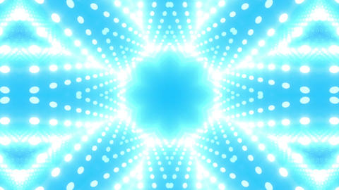 LED Kaleidoscope Wall 2 W Db M 3g HD stock footage