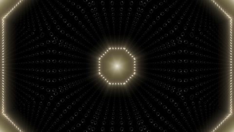 LED Kaleidoscope Wall 2 W Db M 4g HD Stock Video Footage