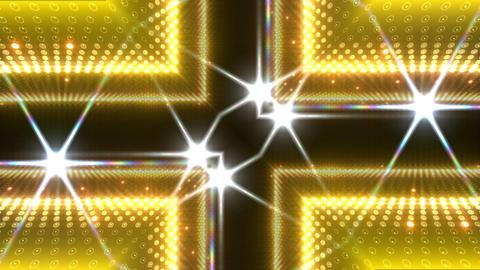 LED Kaleidoscope Wall 2 W Db O 3g HD Stock Video Footage