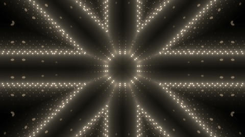 LED Kaleidoscope Wall 2 W Ds M 3 HD Stock Video Footage