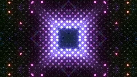 LED Kaleidoscope Wall 2 W Hb Yg HD CG動画