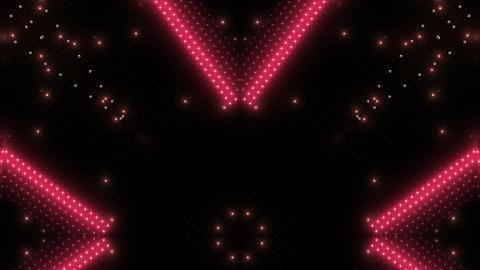 LED Kaleidoscope Wall 2 W Is R HD CG動画