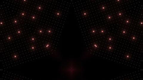LED Kaleidoscope Wall 2 W Is R HD Stock Video Footage