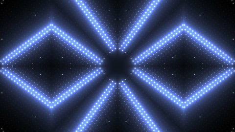 LED Kaleidoscope Wall 2 W Is W HD Animation