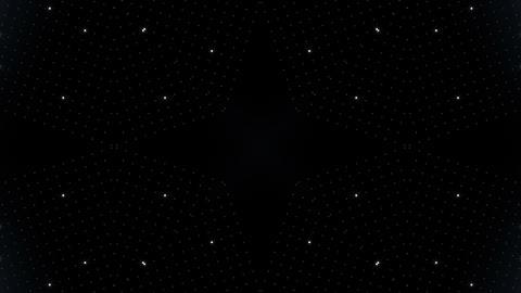 LED Kaleidoscope Wall 2 W Is W HD Stock Video Footage